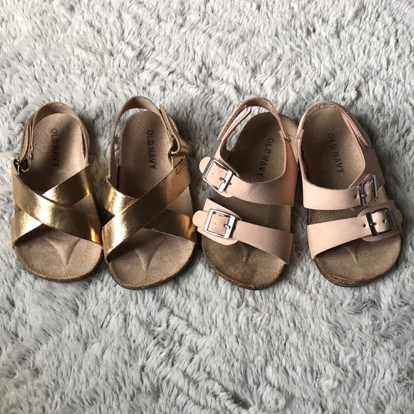 Old Navy Shoes | Bundle Baby Girl Old